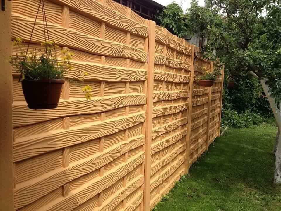 Povrchová úprava plotov